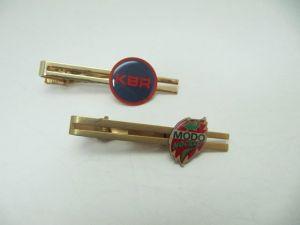 Brass  Printing  Tie-Clip