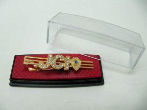 Diamond  Tie-Clip
