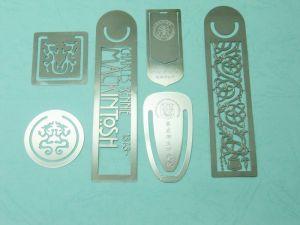 銅蝕刻縷空鍍鎳書籤