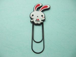 Soft  PVC  Paperclip  clip