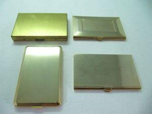 銅質名片盒