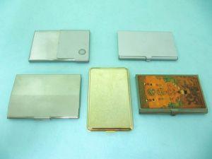 Brass  Card Case  2