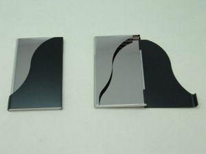 Brass  S  shape  Card  Case