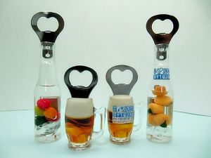 立體型開瓶器