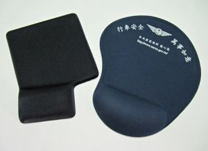Protection Wrist  Mouse-Pad