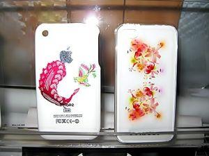 Phone shell printing