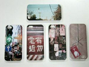 i-phone 5 手機殼印刷
