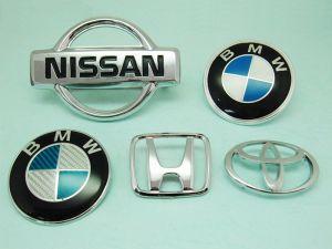 車用商標 Logo
