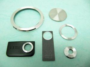 3C  Aluminum  spin  exterior panel