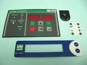 PC  Print  button panel