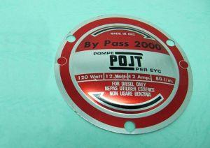 鋁印沖弧度機械面版