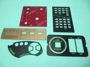 Aluminum  Anode+printing  machinery  panel