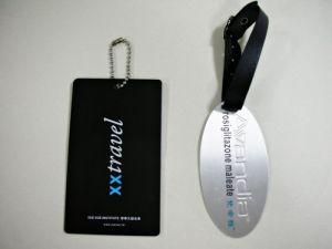 Metal  Luggage  hang   tag