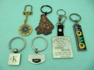 銅壓鑄鑰匙圈