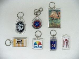 Acrylic  Key-Chain