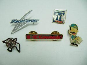 Brass  etch  pin
